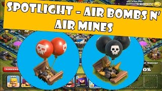 Clash Of Clans - Air Mines N