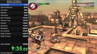 Spartan Total Warrior: Speed run! (2h 58min 41s) WR challenge