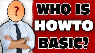 Who Is HowToBasic? - Internet Mysteries - GFM (HowToBasic Face Reveal)