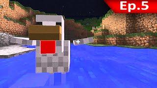 Tackle⁴⁸²⁶ Minecraft (1.8.7) #5 - สวนสัตว์เปิด