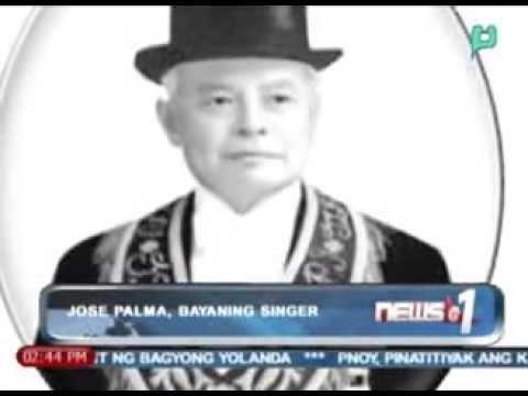 [News@1] Xiao Time: JOSE PALMA, BAYANING SINGER
