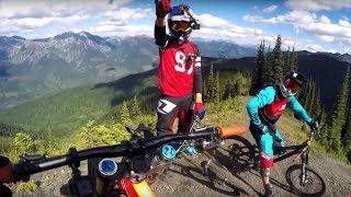 Flowing Down Retallack's Heavy Meadow Trail | My POV w/ Richie Schley: EP 4