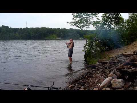 Carp Fishing Lake Zoar Ct
