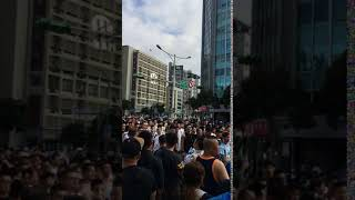 LGBT parade in Taipei, Taiwan, Oct 2019 (5/6)