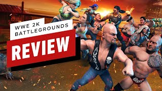 WWE 2K Battlegrounds Review (Video Game Video Review)