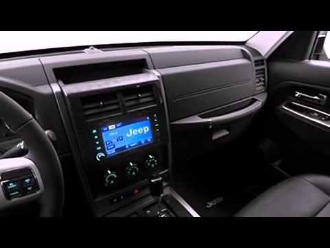 2012 Jeep Liberty Limited Jet Edition Youtube