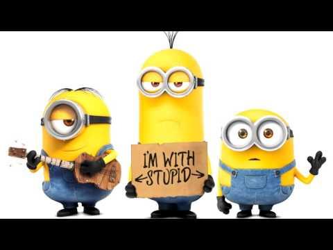the minions   black and yellow  Wiz Khalifa