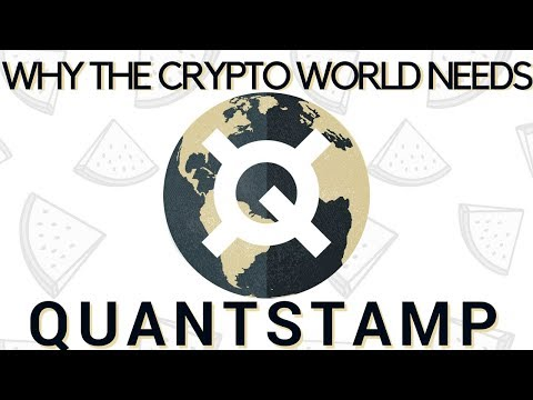 Buy QSP? Quantstamp a must for every Ethereum ERC20 token and ICO!