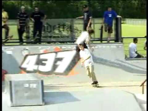 Antiz Skateboards Jura Invasion