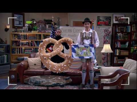 The Big Bang Theory - Sheldon The Bavarian