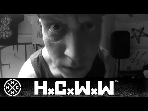 FOR THE DAMNED - WASTELAND - HARDCORE WORLDWIDE (OFFICIAL D.I.Y. VERSION HCWW)