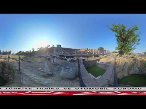 Unesco Turkey 360 - Pergamon