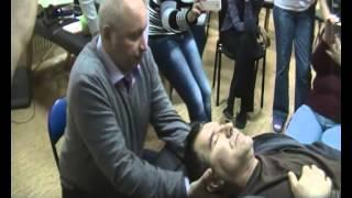 Краниосакральная терапия| Шарапов К.В.|  Остеопатия Украина.