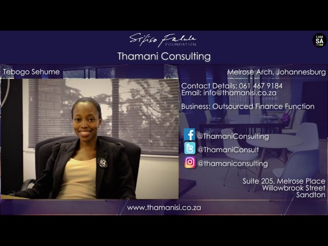 Thamani Consulting