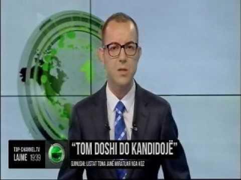 Edicioni Informativ, 20 Maj 2017, Ora 19:30 - Top Channel Albania - News - Lajme