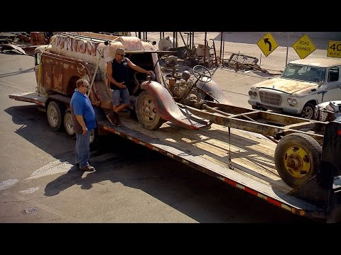 This Old Oil Truck Will Make An Awesome Project For The WelderUp Crew