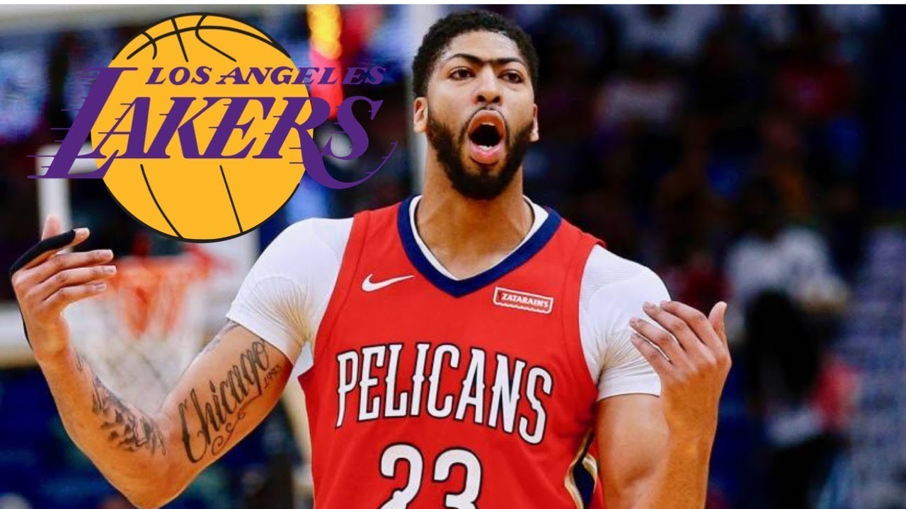 Lakers Reportedly  Pulled out  of Anthony Davis Trade Talk After The  Pelicans  Outrageous  Request f023bd524