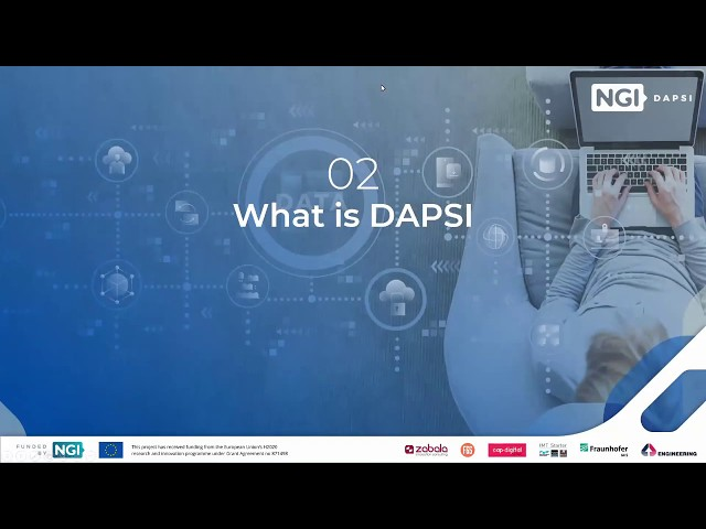 DAPSI Open Call #1 Webinar#1