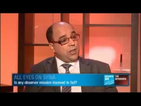 Anwar Malek, Former Arab League observer in Syria - FRANCE 24