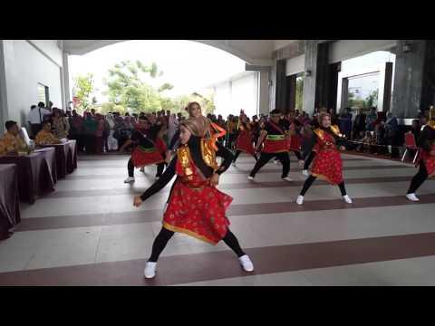 Senam Poco-Poco Nusantara - Bengkulu