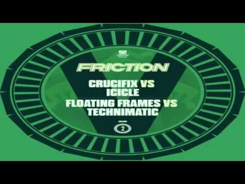 Friction & Technimatic - Floating Frames