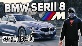 BMW PAKIET M8 - SASHA TEST #10