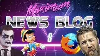 News Blog #8 // Депрессивный Пиноккио