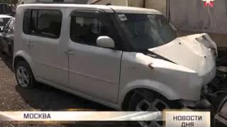 Брошенные в Москве автомобили принудительно утилизируют(, 2015-06-23T16:39:22.000Z)