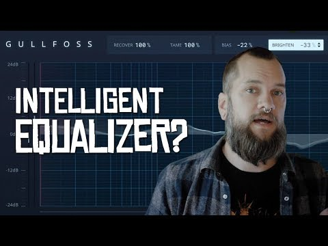 The Intelligent EQ GULLFOSS - From Sound Theory