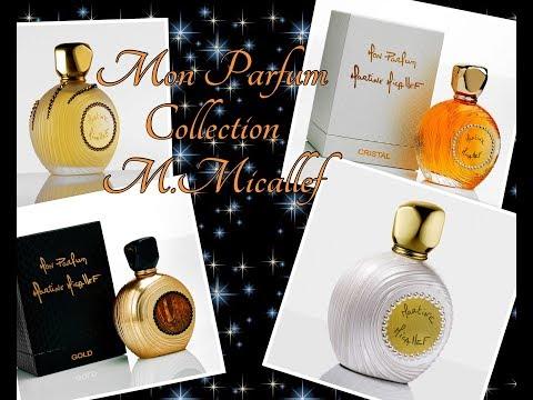 S7E1 - коллекция ароматов Mon Parfum от M.Micallef