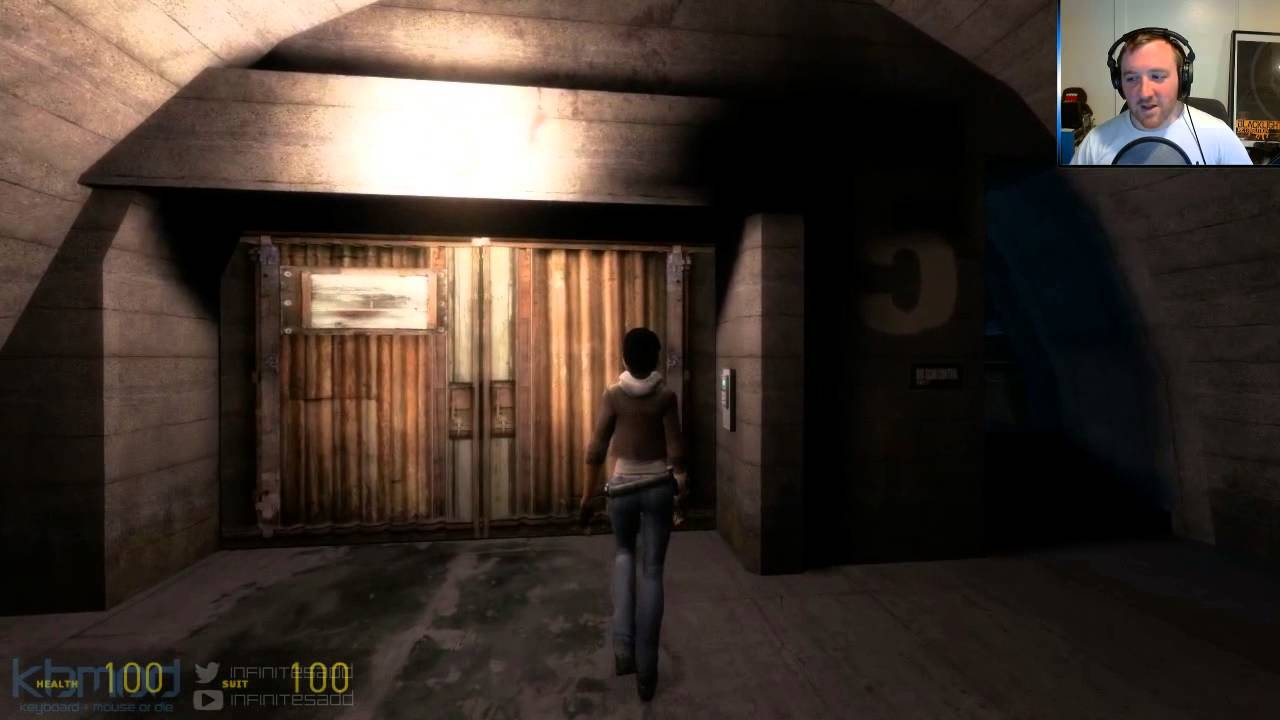 Half life 2 cinematic mod steampipe