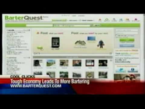 Cool Clicks: Barter Quest