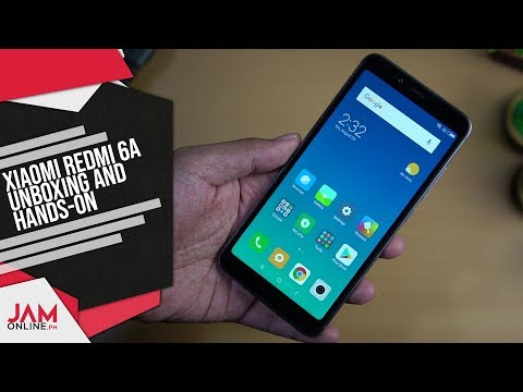 xiaomi-redmi-6a-unboxing-and-hands-on