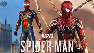 Spider-Man PS4 - Iron Spider Suit Ability Confirmed?!