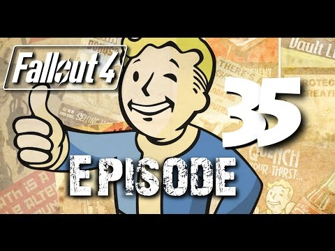 Fallout 4 Walkthrough Ep35 Clear out Faneuil Hall | Brotherhood of Steel Cleansing the commonwealth