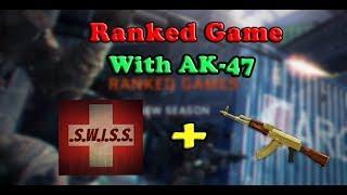 WARFACE - IMPROVED AK-47 GAMEPLAY WITH SWISS WARFACE #2