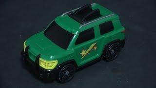 공룡메카드 스테노 델타 장난감 개봉 Dino Mecard New Capture Car Toys
