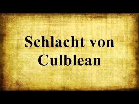 Schlacht von Culblean