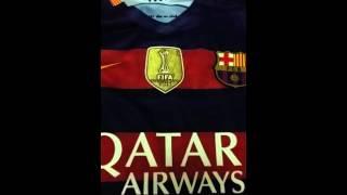 Gogoalshop.com FC Barcelona 15/16 Champions Kit