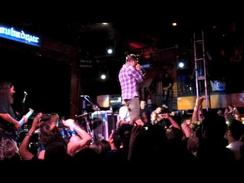 Deftones - Poltergeist (formerly know as Roller Derby) - Live @ The Troubadour - 07/28/2012