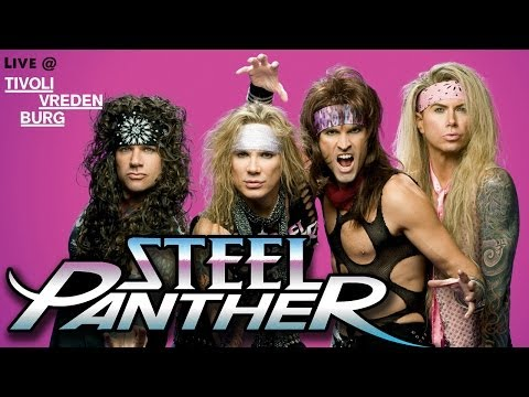 Steel Panther - Stripper Girl (Live @ TivoliVredenburg, Utrecht - 26.06.2014)