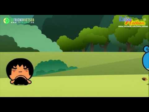 [ITFriend Vietsub series] Pucca 11 - Pucca trong Ninja bay