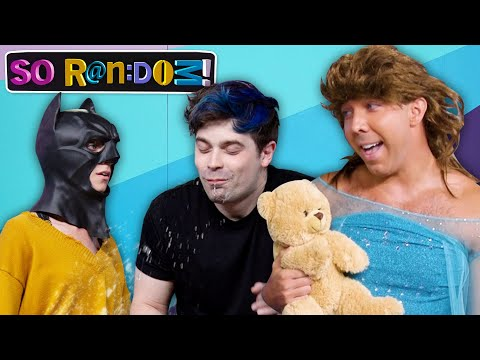 Try Not To Laugh Challenge #34 - w/ So Random! (Allisyn Ashley Arm & Matthew Scott Montgomery)