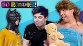 Try Not To Laugh Challenge #34 - w/ So Random! (Allisyn Ashley Arm & Matthew Scott Montgomery)