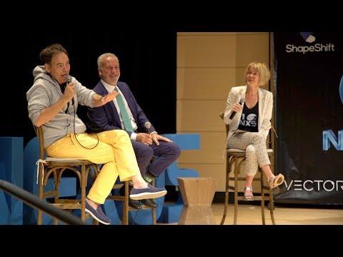 Nexus Conference 2017: Max Keiser Vs. Peter Schiff And Bitcoin Vs. Gold