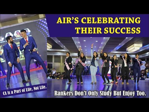 This is How SPC Celebrate Success of AIR - मेहनत इतनी खामोशी से करो कि सफलता शोर मचादे .