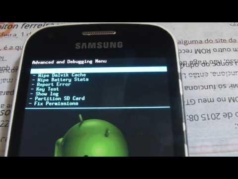 Samsung Galaxy S Duos GT-S7562L (tutorial Rom PMP Ultra completo) PARTE 1