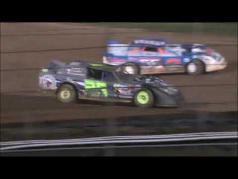 Brett McDonald Feature Lernerville Speedway 7/12/19