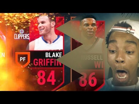 THE MOST INSANE NBA LIVE MOBILE PACK OPENING ON YOUTUBE!