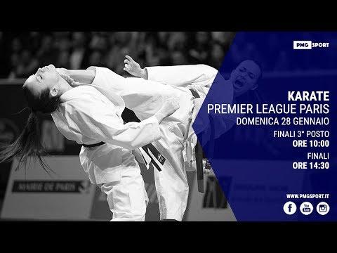 KARATE Premier League Paris! Finals Gold Medal